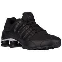 e5f669cffcf Nike Shox NZ - Men s - Black   Silver