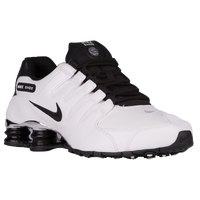 7ecffc8a224 Nike Shox NZ - Men s - White   Black