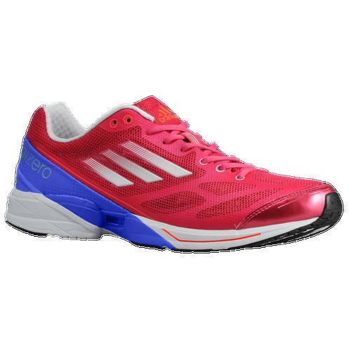 more photos d88a1 ad2fe adidas adiZero Feather 2 - Womens - Running - Shoes - Bright  PinkWhiteLab Blue