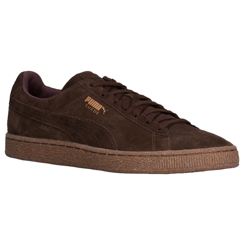 80ef5f5dc311 PUMA Suede Classic - Men s - Casual - Shoes - Chocolate Brown