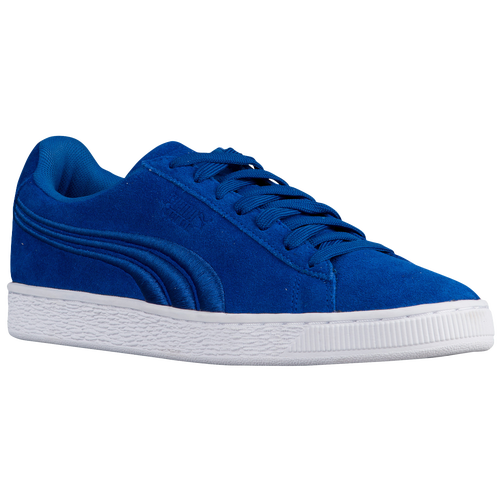 f4817443264 PUMA Suede Classic - Men's - Casual - Shoes - True Blue