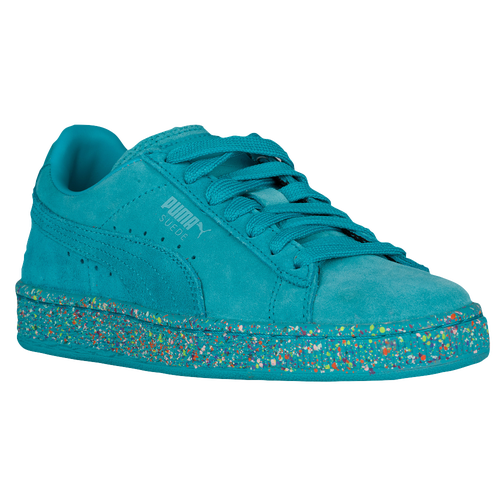 puma suede classic - grade school shoes
