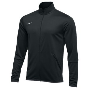 Nike Team Epic Jacket - Boys' Grade School - Black/Anthracite/White