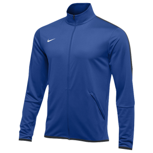 Nike Team Epic Jacket - Boys' Grade School - Royal/Anthracite/White