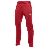 Nike Team Epic Pants - Boys' Grade School - Red / Grey
