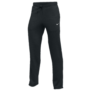 Nike Team Club Fleece Pants - Boys' Grade School - Black/White