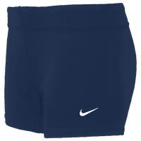 Nike Team Performance Game Shorts - Girls' Grade School - Navy / Navy