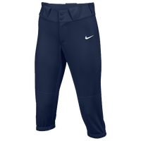 Nike Team Diamond Invader 3/4 Pants - Girls' Grade School - Navy / Navy
