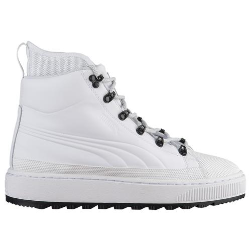 1c3157d1451c PUMA The Ren Sneakerboots - Men s - Casual - Shoes - White