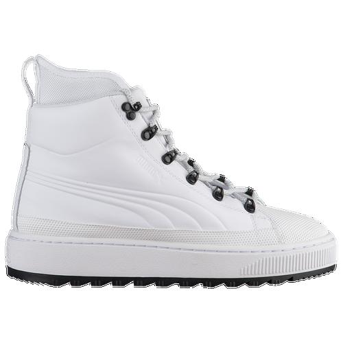 88e2678819 PUMA The Ren Sneakerboots - Men's - Casual - Shoes - White