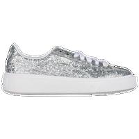 puma glitter platform