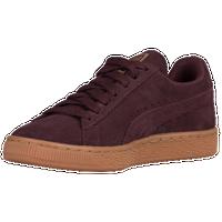 Puma Suede Classic Eco NM - Mens Select Shoes - Team Burgundy-Gold ...