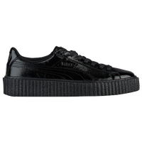 ac0575cf44dc1c PUMA Fenty Creeper - Women s - All Black   Black