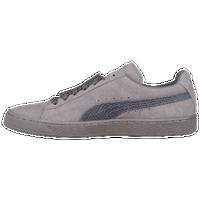 bc5f66e9ff2a8c PUMA Suede Classic - Men s - Basketball - Shoes - Blue Fog