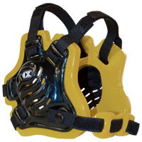 Cliff Keen F5 Tornado Headgear - Men's - Black / Yellow