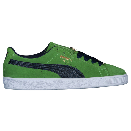 f0be7b1520e5 PUMA Suede Classic - Men s - Casual - Shoes - Green Navy