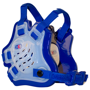 Cliff Keen F5 Tornado Headgear - Boys' Grade School - Translucent/Royal/Royal