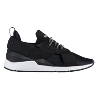 PUMA Muse Satin EP - Women s - Black   White 4760ad001