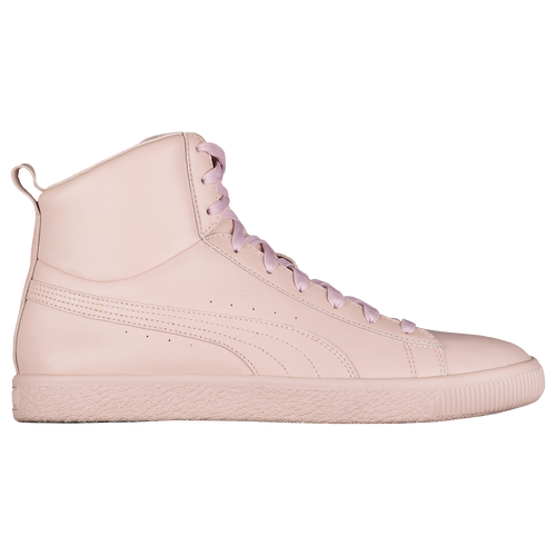 7ff182803fbf PUMA Clyde Mid - Men s - Casual - Shoes - Rose Smoke