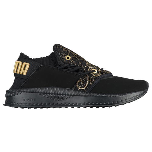 PUMA Tsugi Shinsei - Women's - Black / Gold