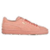 37dfcb42550f PUMA Suede Classic - Girls  Grade School - Pink   Pink