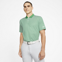 Nike Dry Victory Stripe Golf Polo - Men's - Green