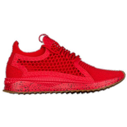 0fb40a081bea01 PUMA Tsugi Netfit V2 EvoKNIT - Men s - Casual - Shoes - High Risk  Red Black Red Dahlia