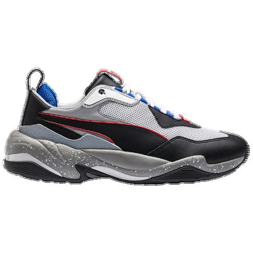 404d01a0858 PUMA Thunder Electric - Men s - Casual - Shoes - Gray Violet Black Quiet  Shade