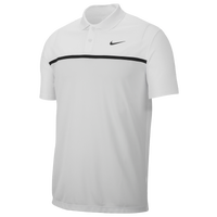 Nike Dry Victory Colorblock Golf Polo - Men's - White