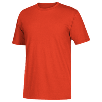 adidas Team Short Sleeve Logo T-Shirt - Men's - Orange