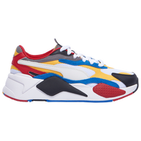 PUMA RS-X3 - Boys' Grade School - White / Yellow