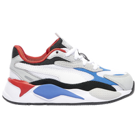PUMA RS-X3 - Boys' Preschool - White / Blue