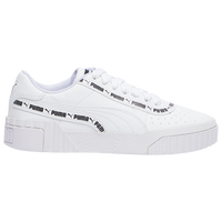 PUMA Cali - Girls' Grade School - White