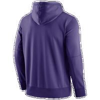 9a564596b92d Nike NFL Gridiron Sideline Full-Zip Hoodie - Men s - Minnesota Vikings -  Purple