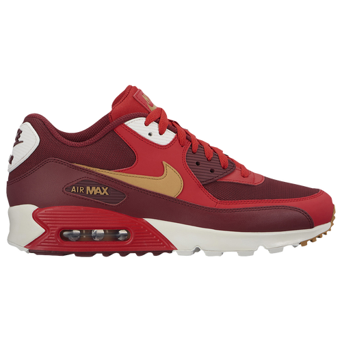 Nike Air Max 90 - Mens - Casual - Shoes - Dark StuccoOatmealMushroom   Essential