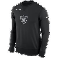 f8f9c531c983 Nike NFL Sideline Therma Crew - Men s - Oakland Raiders - Black   Grey