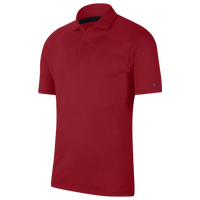 Nike TW Dry Camo Jaquard Golf Polo - Men's - Red
