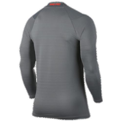 e32abf2e1 Nike Warm Fitted Long Sleeve Mock Top - Men's