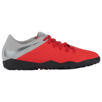 Nike Hypervenom PhantomX 3 Academy TF - Men's - Red / Grey