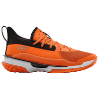 Under Armour Curry 7 - Boys' Grade School - Orange