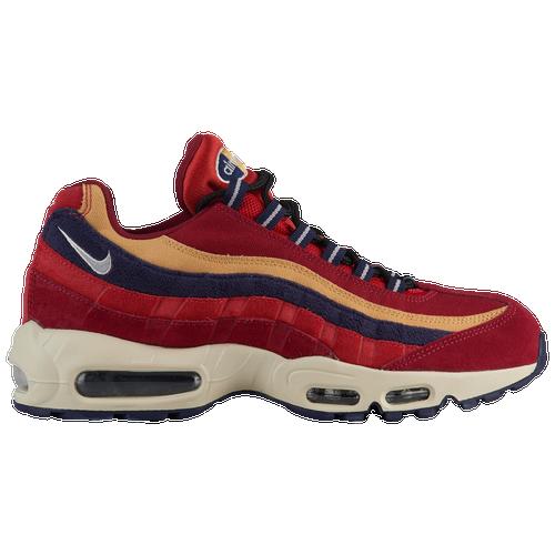best loved d4a82 1eb06 Nike Air Max 95 - Mens - Casual - Shoes - BlackMetallic GoldCobalt Blaze