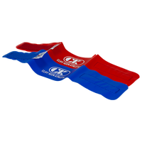 Cliff Keen Freestyle Wrestling Ankle Bands - Red / Blue