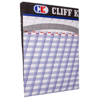 Cliff Keen Wrestling Weight Chart - Multicolor