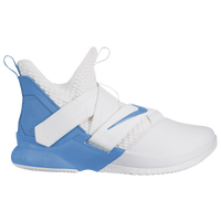big sale 8c33b 94fdc Nike Lebron Soldier Xii White | Eastbay Team Sales