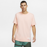 Nike Flight Throwback T-Shirt - Men's - Pink