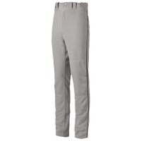 Mizuno Premier Pro Piped Pants - Men's - Grey / Black