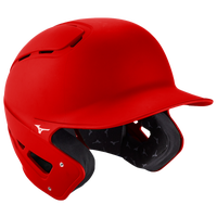 Mizuno B6 Batter's Helmet - Adult - Red