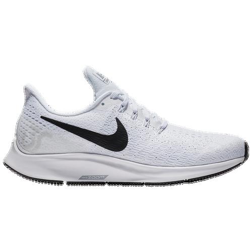 7a98e0b22083 Nike Air Zoom Pegasus 35 - Women s - Running - Shoes - White Black Pure  Platinum Wolf Grey