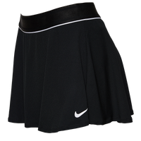 Nike Team Tennis Flouncy Skirt - Women's - Black
