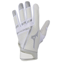 Mizuno B-303 Batting Gloves - Men's - White